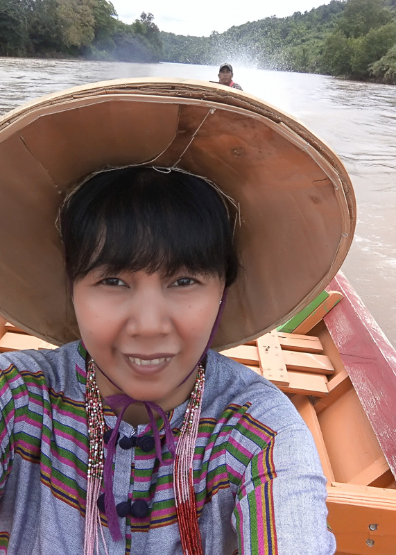 Khin Toe - Guide Of Golden Trails And Travels On A Boat