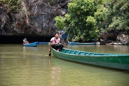 Sadan Cave In Hpa-An