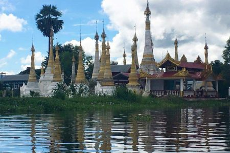 On The Way To Inle Lake