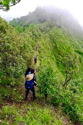 Trekking In The Green Hills Of Hsipaw